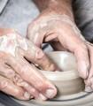 Atelier de ceramică decorativă, olărit și pictură pe ceramică