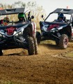 Off road with Yamaha UTV