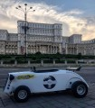 Learn to love Bucharest in a guided little car tour