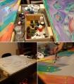 Art and hobby workshops