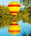 Cadou cuplu: Zbor cu balonul cu aer cald si masaj relaxant pentru amandoi