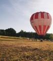 Zbor cu balonul printre nori - o experienta memorabila