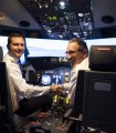Get rid of the of flying anxiety while handling a B737-800 New Generation simulator