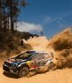 Adrenalina - vei conduce doua masini de raliu - BMW si Golf GTI