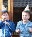 The little one's birthday in the most unexpected setting - online