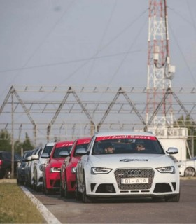 Defensive driving tips and tricks on racing track for a cautious and responsible driver