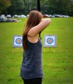 Experience archery in the middle of nature
