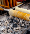 Learn how to make kurtos kalacks in a city break in Covasna