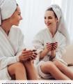 Masaj de relaxare si dulciuri frantuzesti cu cea mai buna prietena