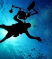 Scuba diving in 2 is fun and a great adventure