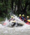 Rafting experience on The Jiu River and accommodation in a boutique hotel