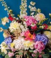 Workshop of floral arrangements for 2, guided by an experienced florist