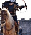 A magical day for your child: a fairytale show with knights and dragons, archery and horseback riding