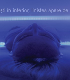Terapia prin plutire - experienta easy floating