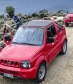 Aventura offroad in Thassos cu Suzuki Jimny si coaching motivational