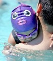 Children's swimming lessons with professional instructors at Aqua Swim