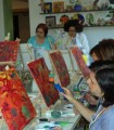 Painting classes for adults in Cluj