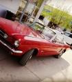 Oferta pentru iubitorii de masini- plimbare prin Bucuresti cu Mustang Cabrio