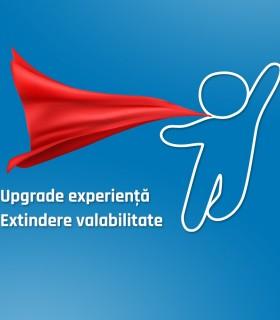 Upgrade experienta / extindere valabilitate