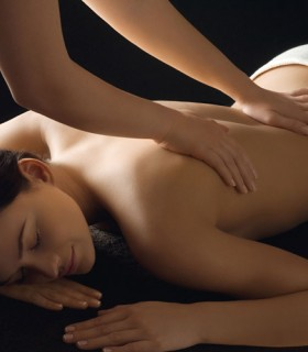 copy of Relax and spread for men at a renowned spa