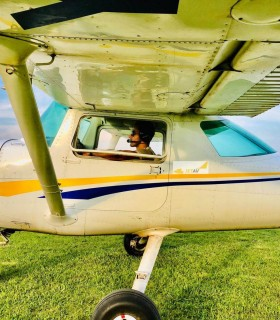 Pilot pentru o zi - experimenteaza adrenalina la inaltime!
