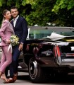Ride with a retro luxury car and a romantic dinner in Constanta
