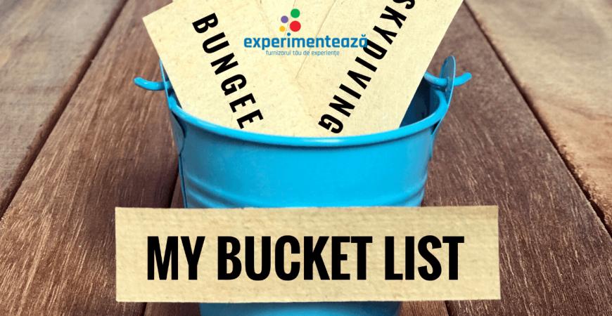 Bucket list-ul nostru pentru 2020 - Experiente pe care trebuie sa le incerci!