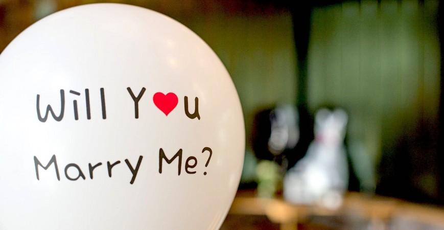 3 moduri inedite de a o cere in casatorie