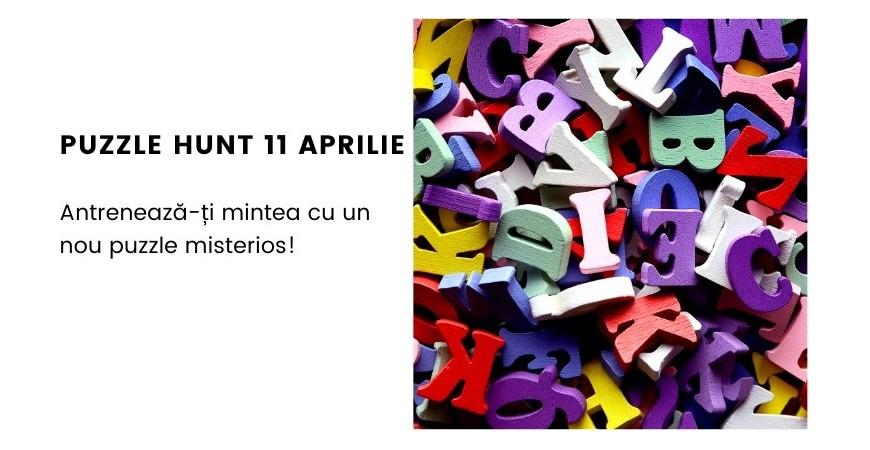 Puzzle Hunt 11th April