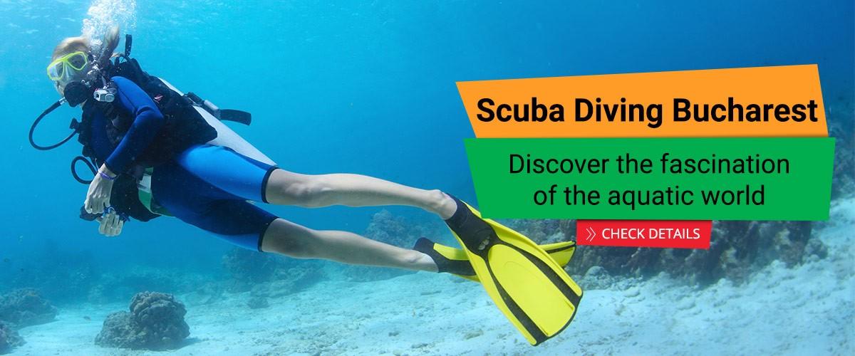 Scuba Diving Bucharest